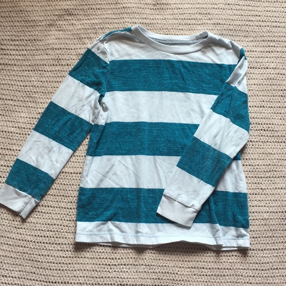 Old Navy Other - ⭐️3/$15⭐️Boys Old Navy Stripe Long Sleeve Tee